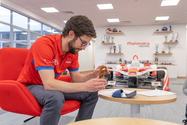 Coral Eyewear Announces Collaboration with Formula E driver