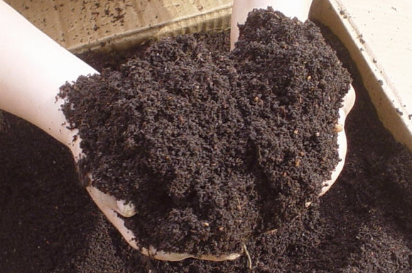 Vermicompost (Worm castings) 18L / 18lbs