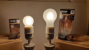 Frosted serie: LED Filament Kogellamp 3.5W dimbaar