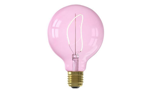 LED Calex Colour Quartz Pink E27 4W