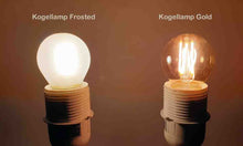 Afbeelding in Gallery-weergave laden, Frosted serie: LED Filament Kogellamp 3.5W dimbaar