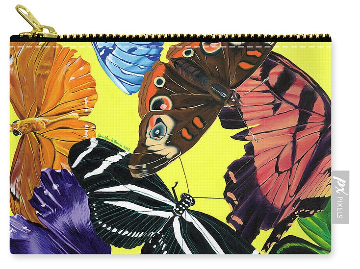 Butterfly Waltz - Carry-All Pouch