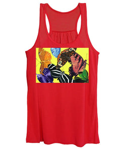 Butterfly Waltz - Women's Tank Top