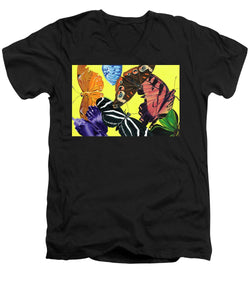 Butterfly Waltz - Men's V-Neck T-Shirt