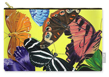 Load image into Gallery viewer, Butterfly Waltz - Carry-All Pouch