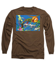 Load image into Gallery viewer, Enter the Orchids  - Long Sleeve T-Shirt