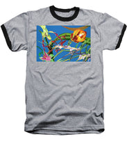 Load image into Gallery viewer, Enter the Orchids  - Baseball T-Shirt