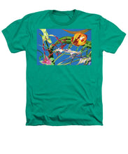 Load image into Gallery viewer, Enter the Orchids  - Heathers T-Shirt