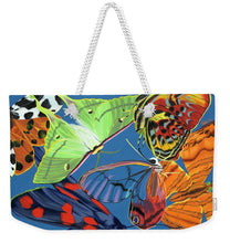 Load image into Gallery viewer, Flutter - Weekender Tote Bag