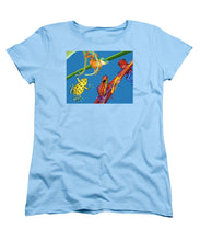 Load image into Gallery viewer, Frog Quartet - Women's T-Shirt (Standard Fit)