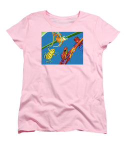 Frog Quartet - Women's T-Shirt (Standard Fit)
