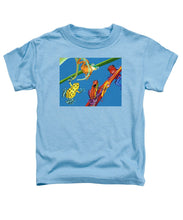 Load image into Gallery viewer, Frog Quartet - Toddler T-Shirt