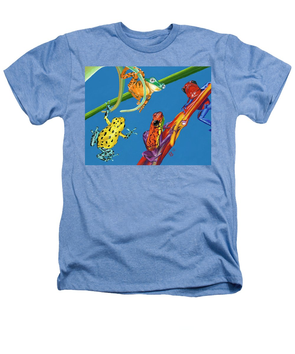 Frog Quartet - Heathers T-Shirt