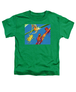 Frog Quartet - Toddler T-Shirt