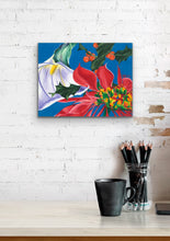 Load image into Gallery viewer, Ode to Winter Giclee on Canvas