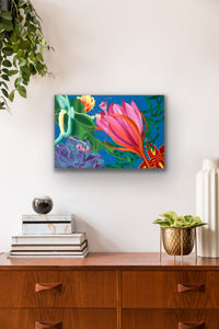 Sonoran Swing Giclee on Canvas