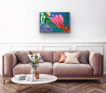 Load image into Gallery viewer, Sonoran Swing Giclee on Canvas