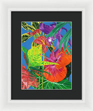 Load image into Gallery viewer, Belle Aria  - Framed Print