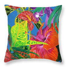 Load image into Gallery viewer, Belle Aria  - Throw Pillow