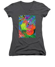 Load image into Gallery viewer, Belle Aria  - Women's V-Neck