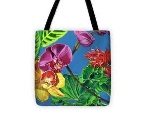 Bursting Forth - Tote Bag