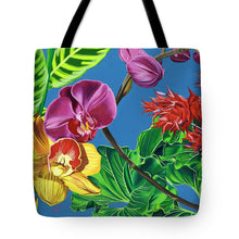 Load image into Gallery viewer, Bursting Forth - Tote Bag