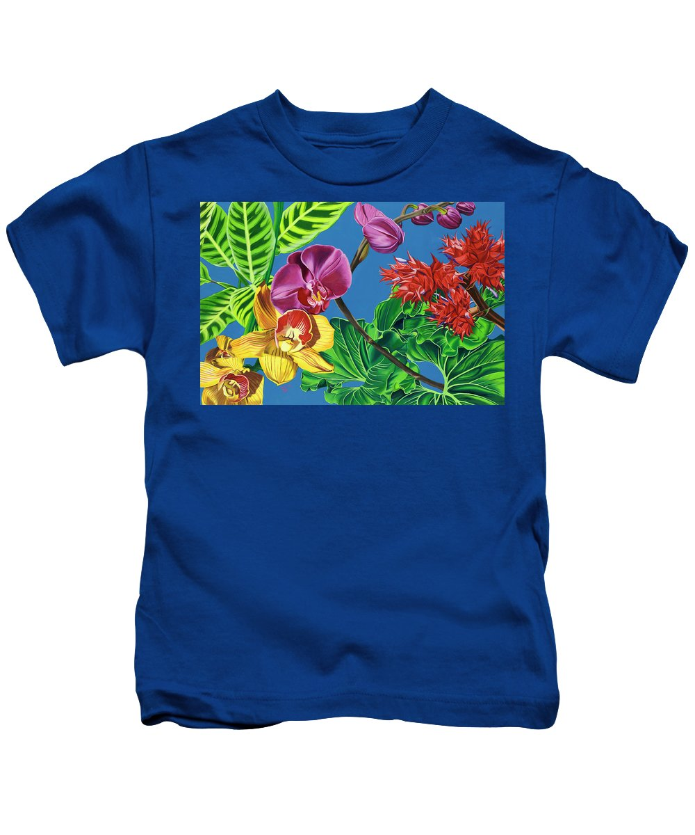 Bursting Forth - Kids T-Shirt