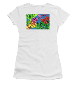 Bursting Forth - Women's T-Shirt