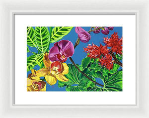 Bursting Forth - Framed Print