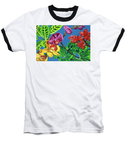 Bursting Forth - Baseball T-Shirt