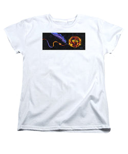 Fire of Night - Women's T-Shirt (Standard Fit)