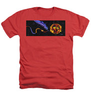 Load image into Gallery viewer, Fire of Night - Heathers T-Shirt