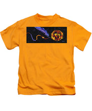 Load image into Gallery viewer, Fire of Night - Kids T-Shirt