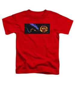 Fire of Night - Toddler T-Shirt