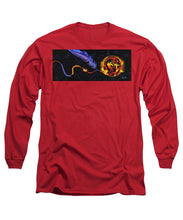 Load image into Gallery viewer, Fire of Night - Long Sleeve T-Shirt
