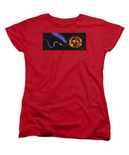 Load image into Gallery viewer, Fire of Night - Women's T-Shirt (Standard Fit)