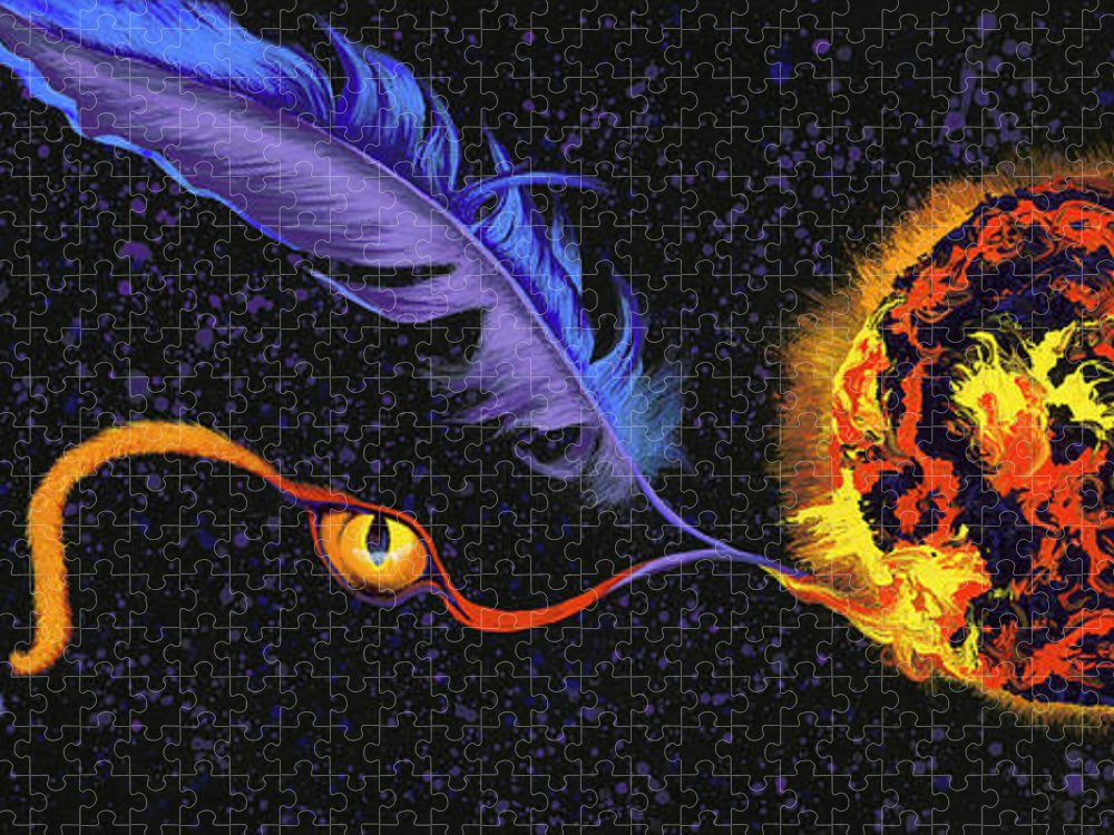 Fire of Night - Puzzle