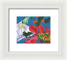 Load image into Gallery viewer, Ode to Winter  - Framed Print