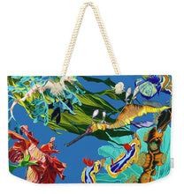 Load image into Gallery viewer, Seadragon's Surpise  - Weekender Tote Bag