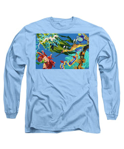 Seadragon's Surpise  - Long Sleeve T-Shirt