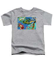 Load image into Gallery viewer, Seadragon's Surpise  - Toddler T-Shirt