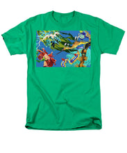 Load image into Gallery viewer, Seadragon's Surpise  - Men's T-Shirt  (Regular Fit)