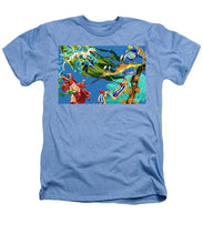 Load image into Gallery viewer, Seadragon's Surpise  - Heathers T-Shirt