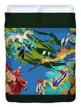 Load image into Gallery viewer, Seadragon's Surpise  - Duvet Cover