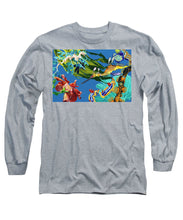 Load image into Gallery viewer, Seadragon's Surpise  - Long Sleeve T-Shirt