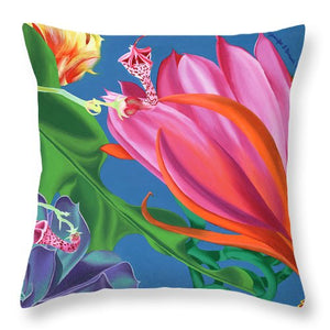 Sonoran Swing  - Throw Pillow