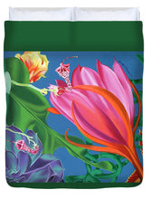 Load image into Gallery viewer, Sonoran Swing  - Duvet Cover