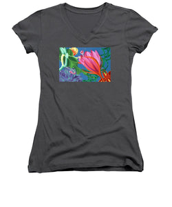 Sonoran Swing  - Women's V-Neck