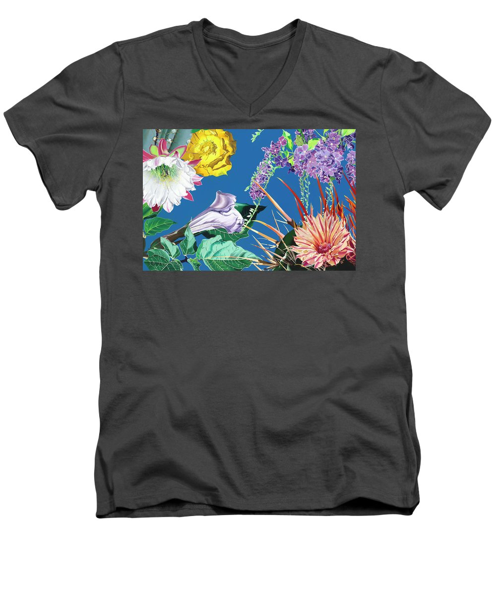 Sonoran Symphony - Men's V-Neck T-Shirt