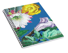 Load image into Gallery viewer, Sonoran Symphony - Spiral Notebook